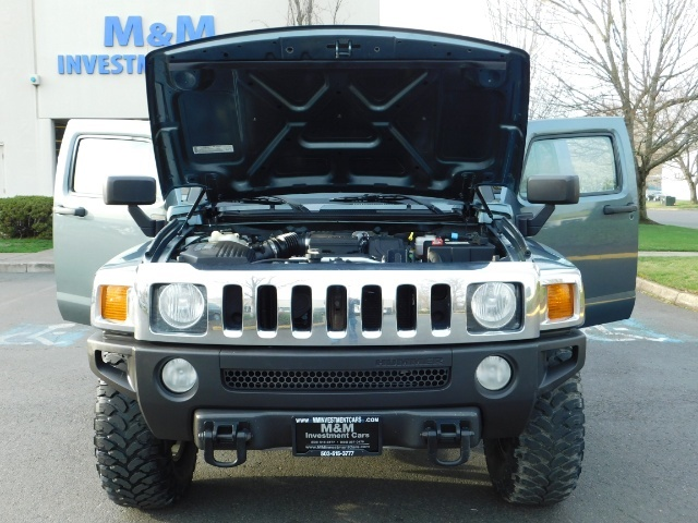 2006 Hummer H3 4dr SUV / 4WD / Sunroof / LIFTED / MUD TIRES - Photo 32 - Portland, OR 97217