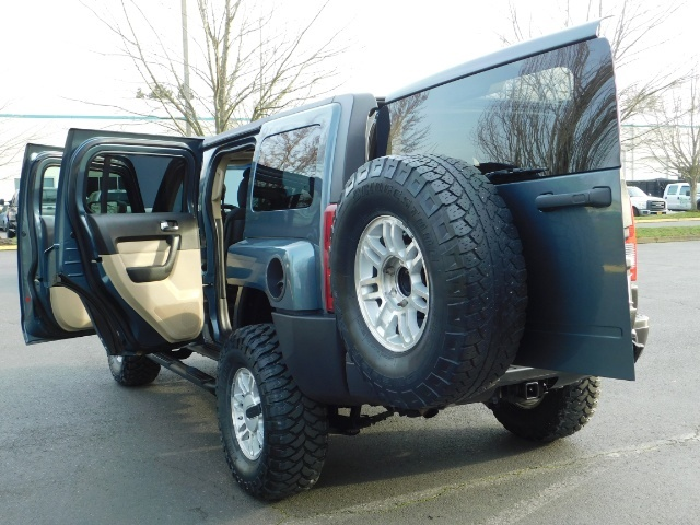 2006 Hummer H3 4dr SUV / 4WD / Sunroof / LIFTED / MUD TIRES - Photo 28 - Portland, OR 97217
