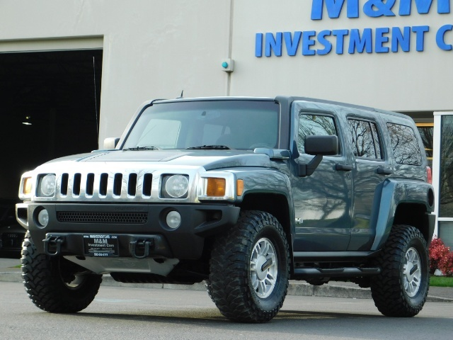 2006 Hummer H3 4dr SUV / 4WD / Sunroof / LIFTED / MUD TIRES - Photo 1 - Portland, OR 97217