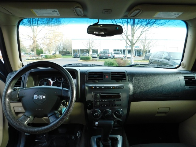 2006 Hummer H3 4dr SUV / 4WD / Sunroof / LIFTED / MUD TIRES - Photo 35 - Portland, OR 97217