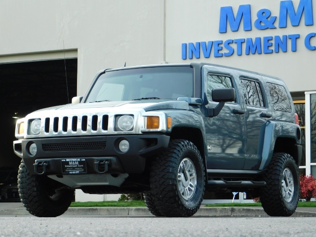 2006 Hummer H3 4dr SUV / 4WD / Sunroof / LIFTED / MUD TIRES - Photo 43 - Portland, OR 97217