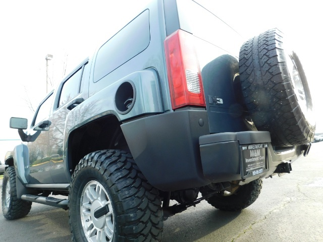 2006 Hummer H3 4dr SUV / 4WD / Sunroof / LIFTED / MUD TIRES - Photo 11 - Portland, OR 97217