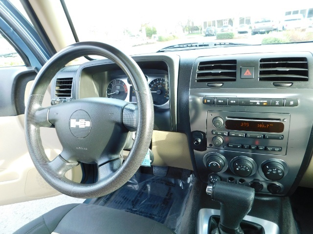 2006 Hummer H3 4dr SUV / 4WD / Sunroof / LIFTED / MUD TIRES - Photo 19 - Portland, OR 97217