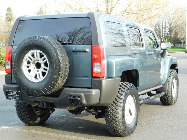 2006 Hummer H3 4dr SUV / 4WD / Sunroof / LIFTED / MUD TIRES - Photo 8 - Portland, OR 97217