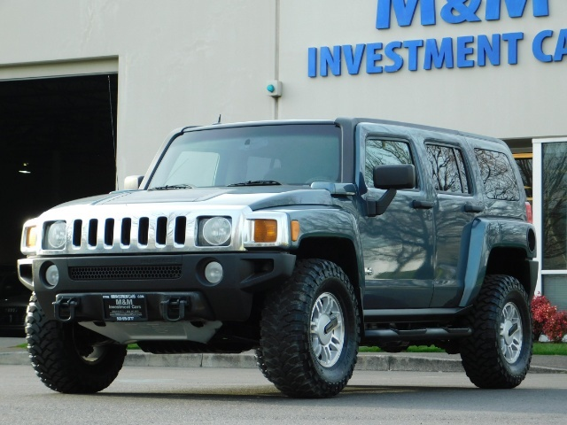 2006 Hummer H3 4dr SUV / 4WD / Sunroof / LIFTED / MUD TIRES - Photo 48 - Portland, OR 97217
