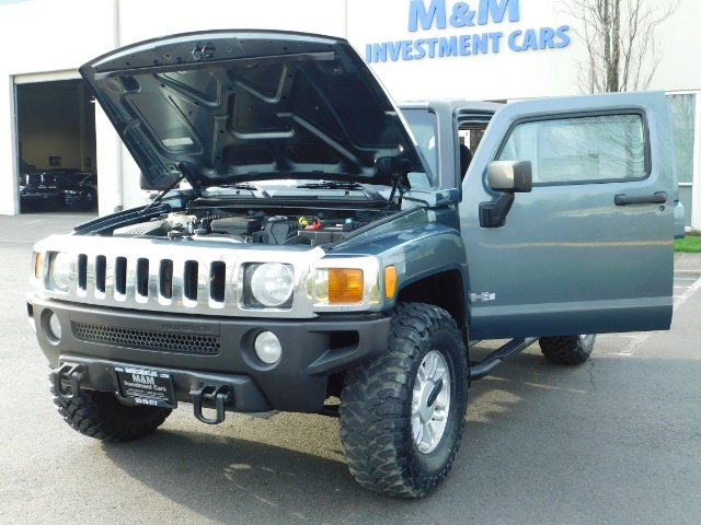 2006 Hummer H3 4dr SUV / 4WD / Sunroof / LIFTED / MUD TIRES - Photo 26 - Portland, OR 97217