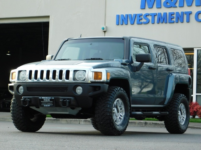 2006 Hummer H3 4dr SUV / 4WD / Sunroof / LIFTED / MUD TIRES - Photo 50 - Portland, OR 97217