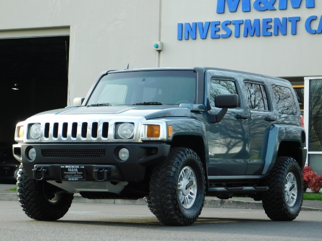 2006 Hummer H3 4dr SUV / 4WD / Sunroof / LIFTED / MUD TIRES - Photo 45 - Portland, OR 97217
