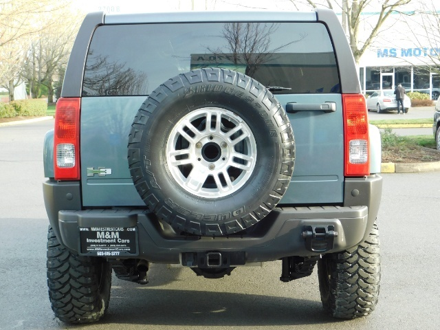2006 Hummer H3 4dr SUV / 4WD / Sunroof / LIFTED / MUD TIRES - Photo 6 - Portland, OR 97217