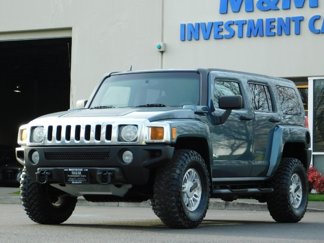 2006 Hummer H3 4dr SUV / 4WD / Sunroof / LIFTED / MUD TIRES - Photo 46 - Portland, OR 97217