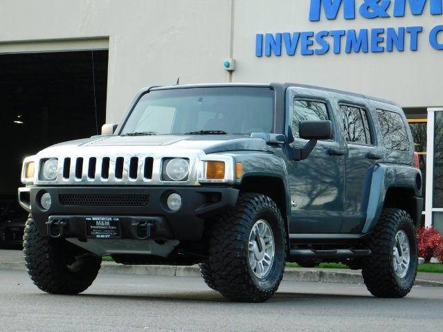 2006 Hummer H3 4dr SUV / 4WD / Sunroof / LIFTED / MUD TIRES - Photo 51 - Portland, OR 97217