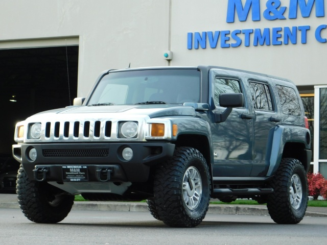 2006 Hummer H3 4dr SUV / 4WD / Sunroof / LIFTED / MUD TIRES - Photo 49 - Portland, OR 97217