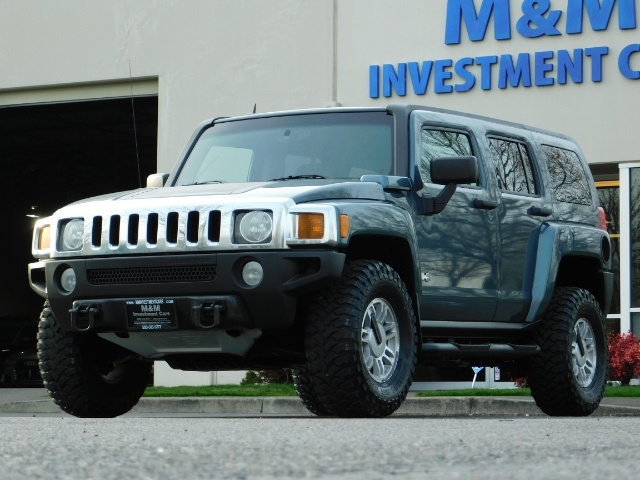 2006 Hummer H3 4dr SUV / 4WD / Sunroof / LIFTED / MUD TIRES - Photo 44 - Portland, OR 97217