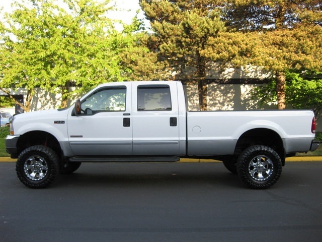 2003 Ford F  Turbo Diesel  4x4   Lifted
