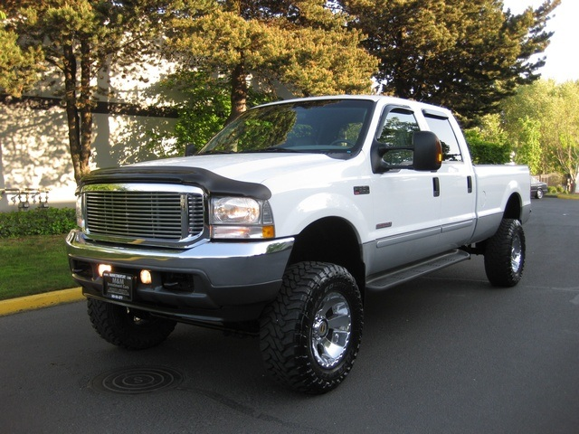 2003 ford f 350 super duty lariat turbo diesel 4x4 lifted. Black Bedroom Furniture Sets. Home Design Ideas