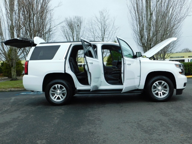 2017 Chevrolet Tahoe LT / 4WD / Third Seat / Naviagtion / Leather - Photo 29 - Portland, OR 97217