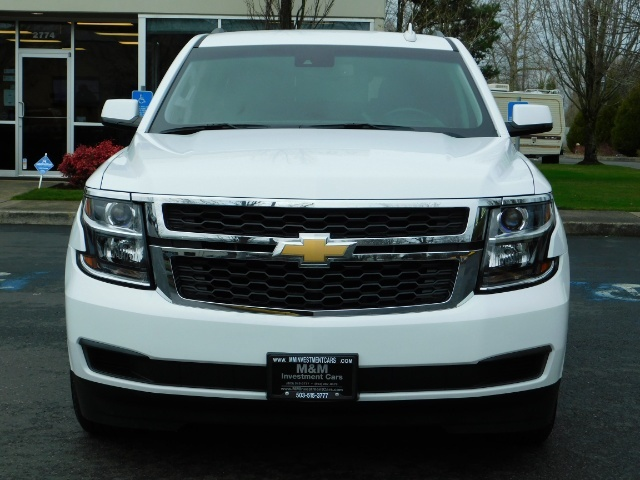2017 Chevrolet Tahoe LT / 4WD / Third Seat / Naviagtion / Leather - Photo 5 - Portland, OR 97217