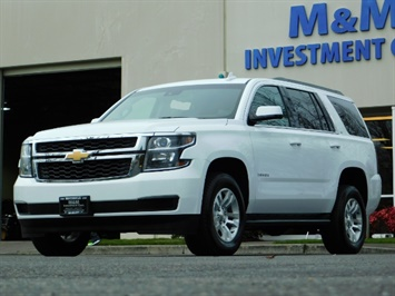 2017 Chevrolet Tahoe LT / 4WD / Third Seat / Naviagtion / Leather