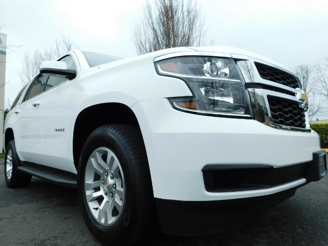 2017 Chevrolet Tahoe LT / 4WD / Third Seat / Naviagtion / Leather - Photo 10 - Portland, OR 97217
