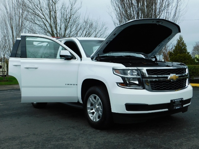 2017 Chevrolet Tahoe LT / 4WD / Third Seat / Naviagtion / Leather - Photo 30 - Portland, OR 97217