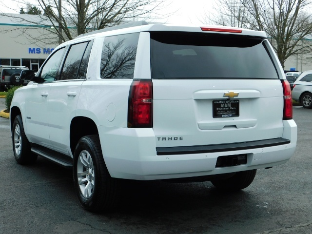 2017 Chevrolet Tahoe LT / 4WD / Third Seat / Naviagtion / Leather - Photo 7 - Portland, OR 97217