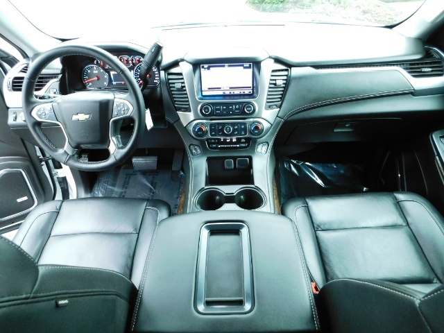 2017 Chevrolet Tahoe LT / 4WD / Third Seat / Naviagtion / Leather - Photo 38 - Portland, OR 97217