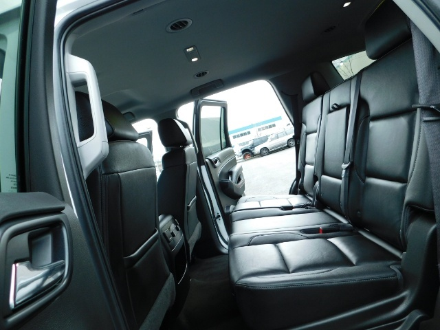 2017 Chevrolet Tahoe LT / 4WD / Third Seat / Naviagtion / Leather - Photo 15 - Portland, OR 97217