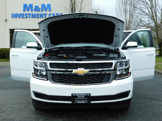 2017 Chevrolet Tahoe LT / 4WD / Third Seat / Naviagtion / Leather - Photo 31 - Portland, OR 97217