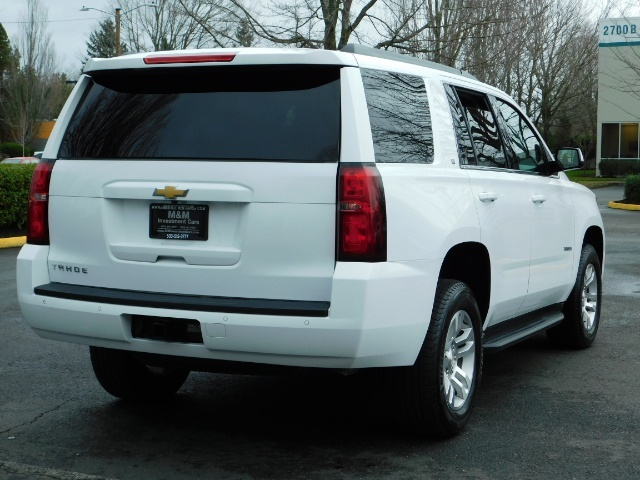 2017 Chevrolet Tahoe LT / 4WD / Third Seat / Naviagtion / Leather - Photo 8 - Portland, OR 97217