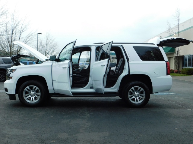 2017 Chevrolet Tahoe LT / 4WD / Third Seat / Naviagtion / Leather - Photo 26 - Portland, OR 97217