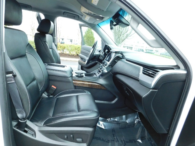 2017 Chevrolet Tahoe LT / 4WD / Third Seat / Naviagtion / Leather - Photo 18 - Portland, OR 97217