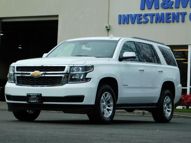 2017 Chevrolet Tahoe LT / 4WD / Third Seat / Naviagtion / Leather - Photo 53 - Portland, OR 97217