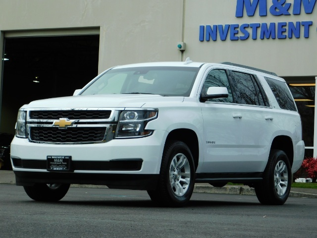 2017 Chevrolet Tahoe LT / 4WD / Third Seat / Naviagtion / Leather - Photo 51 - Portland, OR 97217
