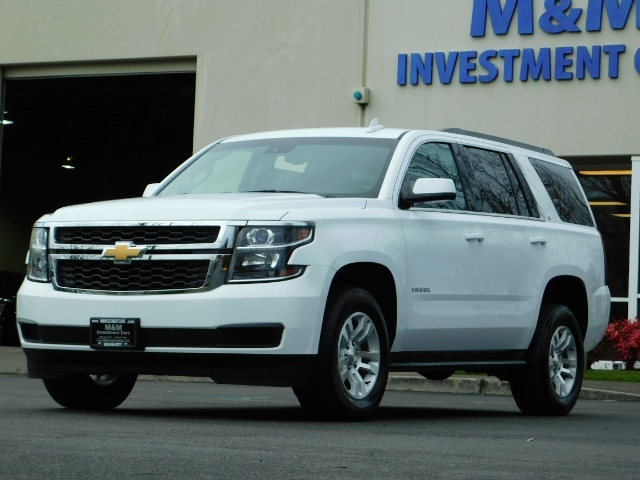 2017 Chevrolet Tahoe LT / 4WD / Third Seat / Naviagtion / Leather - Photo 52 - Portland, OR 97217