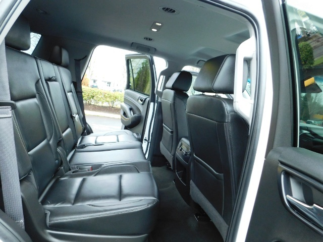 2017 Chevrolet Tahoe LT / 4WD / Third Seat / Naviagtion / Leather - Photo 17 - Portland, OR 97217