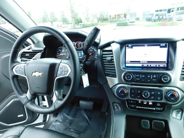 2017 Chevrolet Tahoe LT / 4WD / Third Seat / Naviagtion / Leather - Photo 21 - Portland, OR 97217