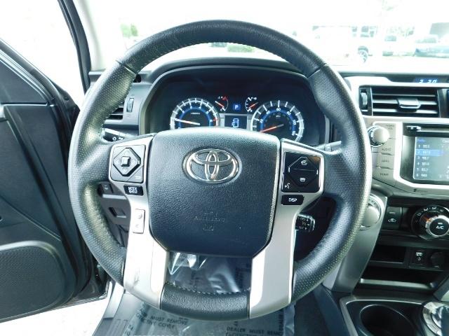 2016 Toyota 4Runner 4X4 V6 / NAVi / CAM / WARRANTY / LIFTED !! - Photo 37 - Portland, OR 97217