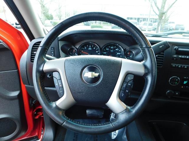 2009 Chevrolet Silverado 1500 LT / 4X4 / Crew Cab/ Leather/Sunroof /DVD/ LIFTED - Photo 19 - Portland, OR 97217