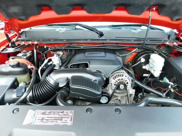 2009 Chevrolet Silverado 1500 LT / 4X4 / Crew Cab/ Leather/Sunroof /DVD/ LIFTED - Photo 33 - Portland, OR 97217