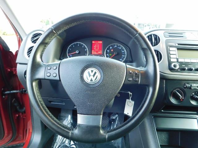 2009 Volkswagen Tiguan SEL 4dr SUV 2.0T Gas Saver 97K Miles - Photo 34 - Portland, OR 97217
