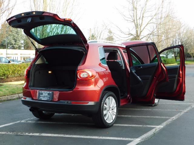 2009 Volkswagen Tiguan SEL 4dr SUV 2.0T Gas Saver 97K Miles - Photo 12 - Portland, OR 97217