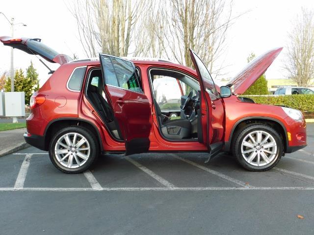 2009 Volkswagen Tiguan SEL 4dr SUV 2.0T Gas Saver 97K Miles - Photo 9 - Portland, OR 97217