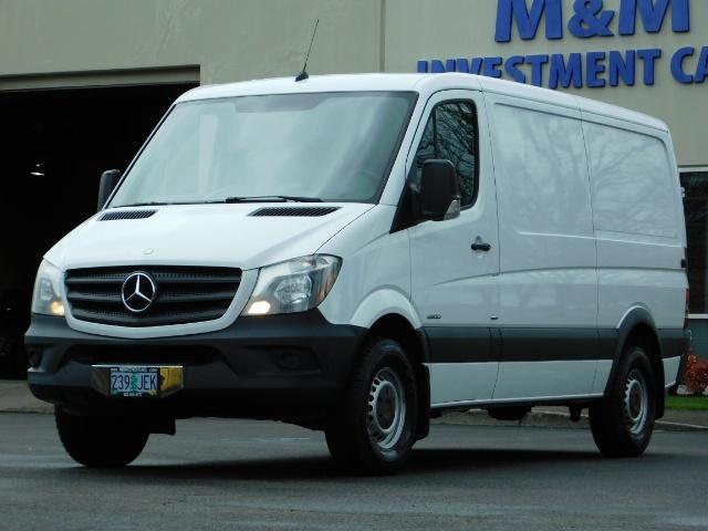 2015 Mercedes-Benz Sprinter 2500 144 WB / Cargo Van / 4Cyl Turbo DIESEL - Photo 1 - Portland, OR 97217