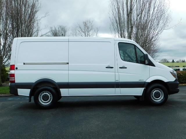 2015 Mercedes-Benz Sprinter 2500 144 WB / Cargo Van / 4Cyl Turbo DIESEL - Photo 4 - Portland, OR 97217