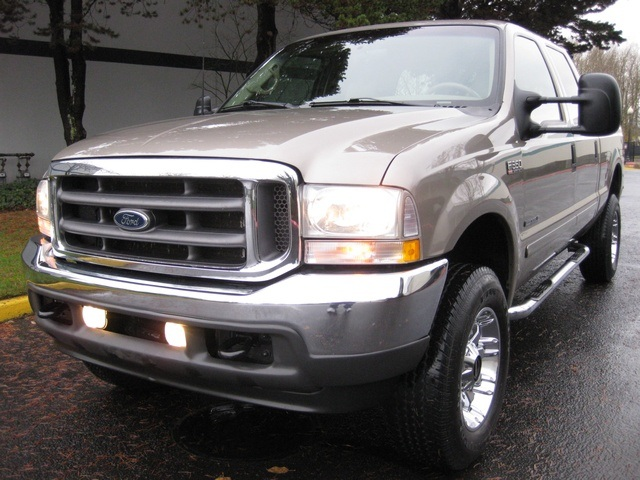 2002 Ford F-350 Crew Cab 4X4 LARIAT / 7.3L Turbo Diesel /LOW Miles - Photo 41 - Portland, OR 97217