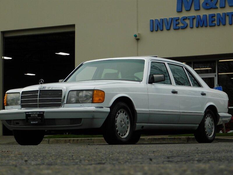 1991 Mercedes-Benz 560-Class 560SEL