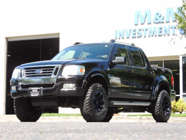 2007 Ford Explorer Sport Trac Limited 4dr Crew Cab 4X4 Leather Moon Roof LIFTED - Photo 39 - Portland, OR 97217