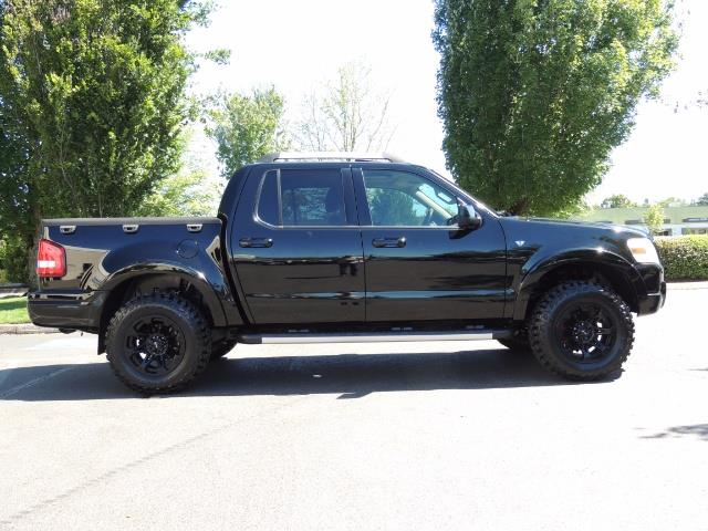 2007 Ford Explorer Sport Trac Limited 4dr Crew Cab 4X4 Leather Moon Roof LIFTED - Photo 4 - Portland, OR 97217