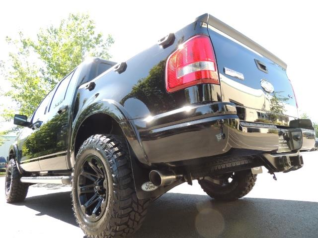 2007 Ford Explorer Sport Trac Limited 4dr Crew Cab 4X4 Leather Moon Roof LIFTED - Photo 11 - Portland, OR 97217