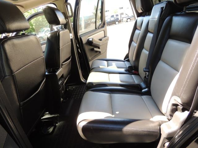 2007 Ford Explorer Sport Trac Limited 4dr Crew Cab 4X4 Leather Moon Roof LIFTED - Photo 15 - Portland, OR 97217